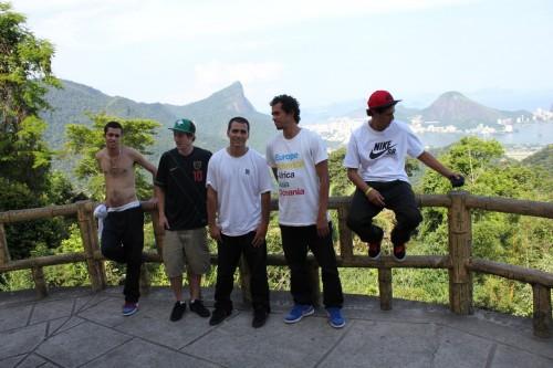 Nike SB Brasil no Rio de Janeiro. Dezembro de 2010.