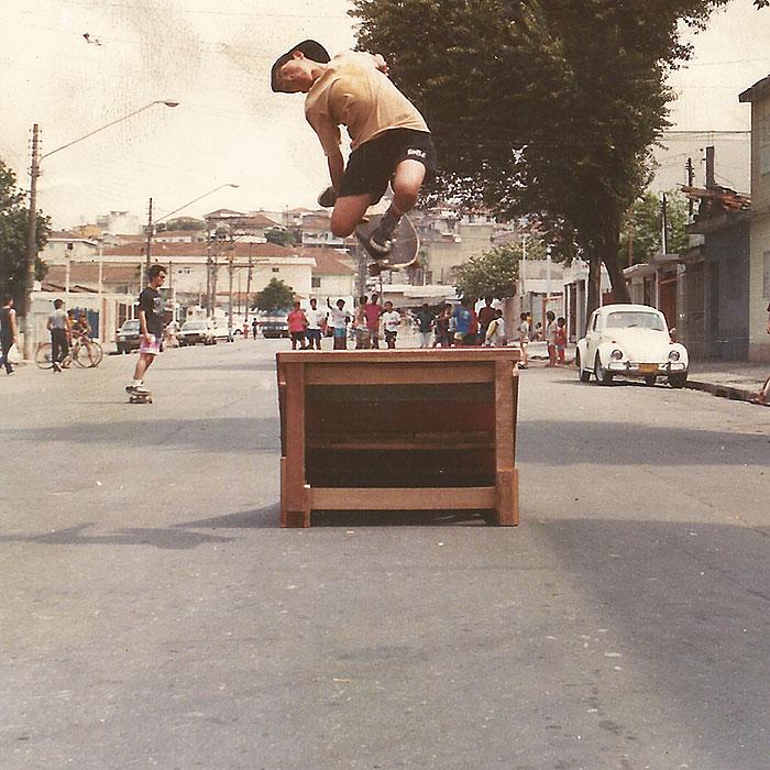Tucknee. Vila Sabrina, São Paulo, 1989.