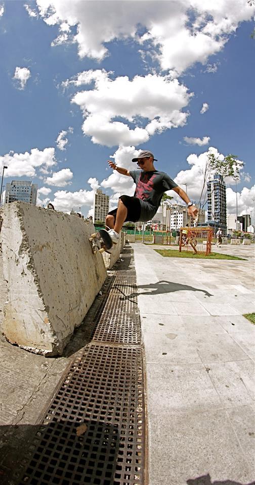 Wallride. São Paulo, 2014. (foto: Fabiano Mendes)