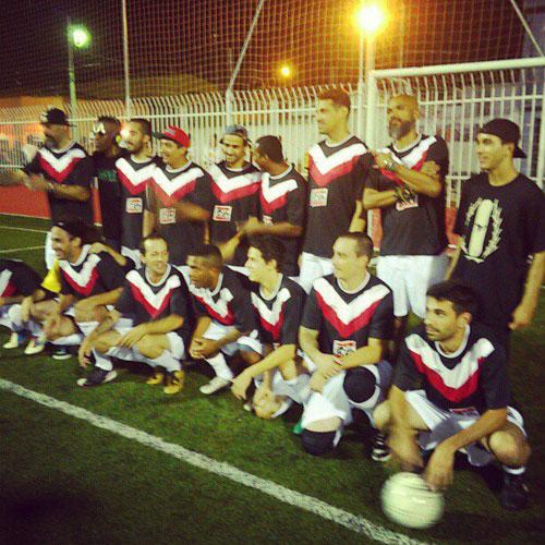 Futebol x Social x Skate (foto: Divulgação)