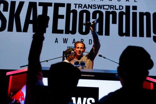 Guy Mariano levou 2 troféus do TWS Awards (Divulgação)
