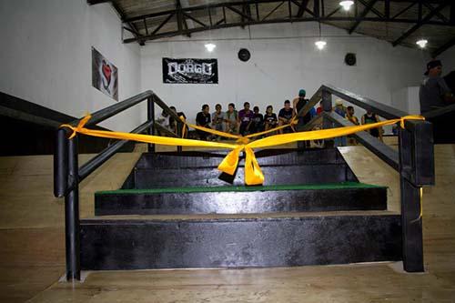 Skate Club do Kelvin Hoefler (Divulgação)