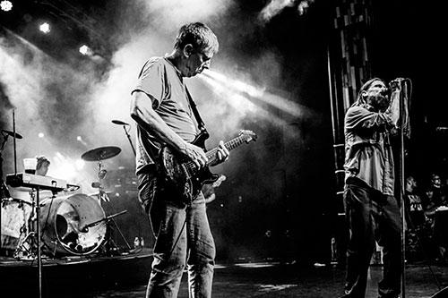 Mike V é o novo vocalista do Black Flag (foto: Rob Wallace/SST Records
