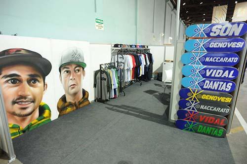 Linha de pro-models da Son Skateboards (Divulgação/Urb Tradeshow)