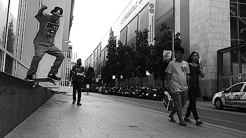 Crooked grind (foto: Gui Galve)