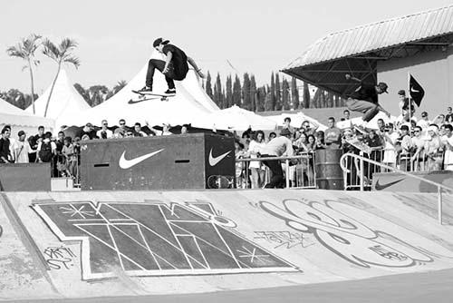Luan de Oliveira, Paul Rodriguez e skatistas da Nike SB farão apresentação em SP (Divulgação)