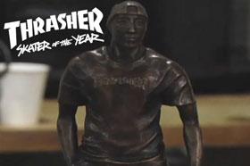 Troféu de bronze do SOTY (Divulgação)