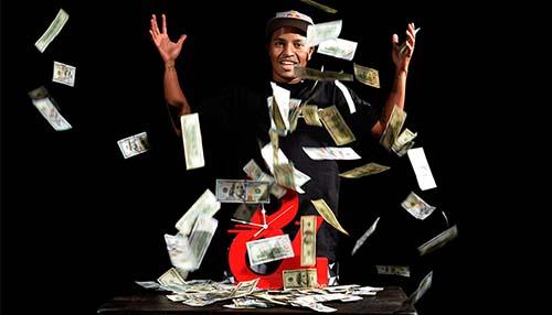 Felipe Gustavo ganhou 25 mil dólares pelo Run & Gun do Berrics (Divulgação)