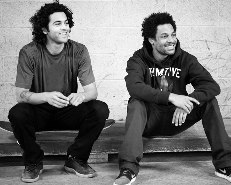 Paul Rodriguez coloca Bastien Salabanzi na Primitive Skateboards (Divulgação)