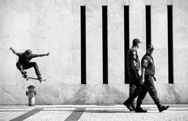 William Damascena clicado por Ronaldo Land é finalista do Sony World Photography Awards 2015 (Divulgação)
