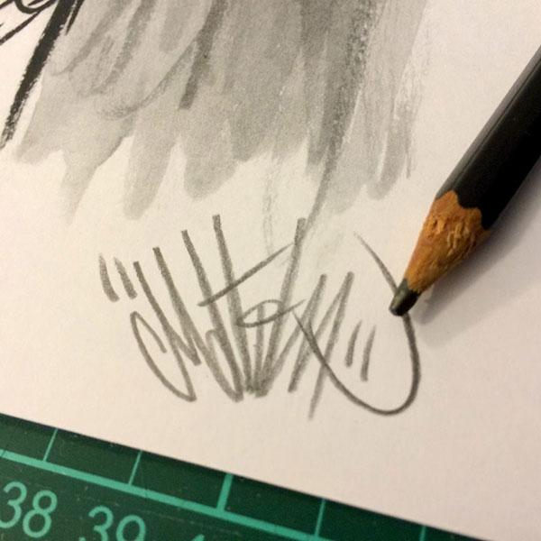 Arte original assinada por Mottilaa (Divulgação)