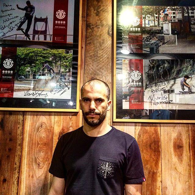 Felipe Motta na sede da GSM no Brasil (foto: Sidney Arakaki)