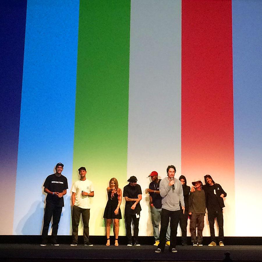 A série foi lançada em Los Angeles no mês de agosto (foto: Sidney Arakaki)
