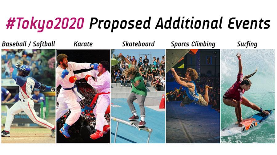Skate é finalista e pode ser incluído nas Olímpiadas de Tokyo em 2020