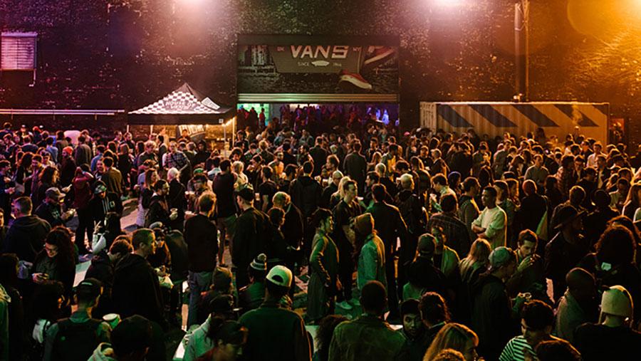 House of Vans nos dias 17 e 18 de março em São Paulo. (Divulgação)