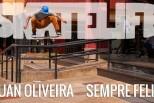 Luan Oliveira sempre feliz