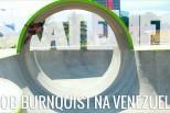 Bob Burnquist inaugura pista em Puerto Cabello, na Venezuela