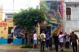 Visita à Social Skate, Ong do Sandro Testinha