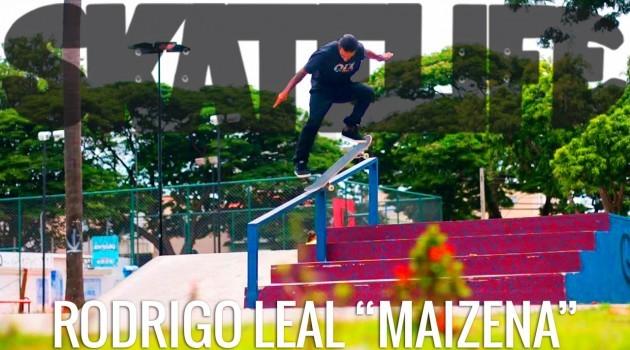Rodrigo Leal estreia quadro novo no Canal Skatelife