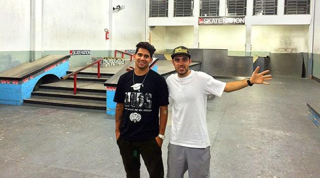 Pista Skate Nation em Campinas