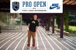 Carlos Ribeiro está na lista do Street League Pro Open
