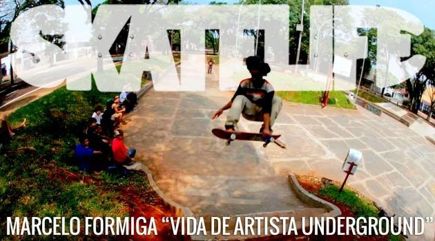 Skatelife com Formiga em Maringá