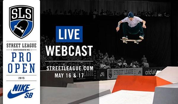 Se prepare para as transmissões ao vivo da Street League e Pool Party