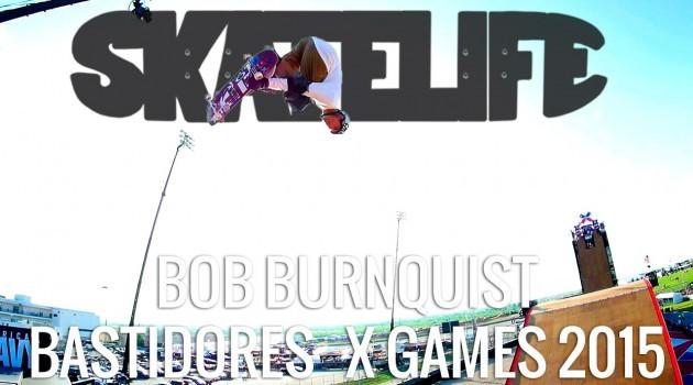 Veja como Bob quebrou o braço e ainda ganhou dois ouros nos X Games