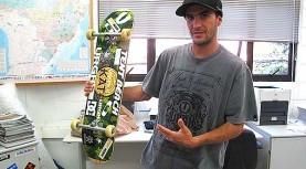 Edgard Vovô fala sobre skate e equipamentos para andar na Mega Ramp