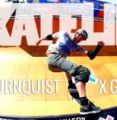 Prata do Bob Burnquist nos X Games Austin