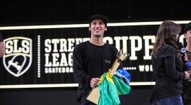 Kelvin Hoefler fala sobre acidente no Tampa Pro, Street League e Damn Am em Santos