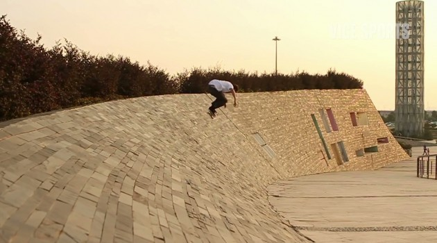 Vice Sports mostra como é o skate em Shenzhen