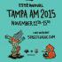Tampa Am 2015 começa nessa sexta com mais de 10 brasileiros