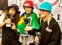 Dora Varella é campeã no Girls Combi Classic 2016