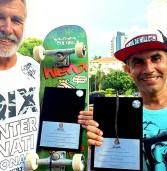 Prefeitura de São Paulo homenageia Sergio Yuppie, Willians Indião, Marquinhos Ubaldo e Cliff Coleman
