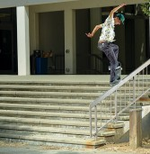 Miles Silvas na Street League