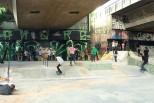Pista de skate da Saúde homenageia Hiena e Ed Cunha