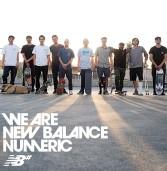 New Balance Numeric no Brasil