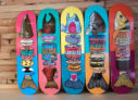 "Felipe Motta x Uprise Skateboards: ""To All My Fishes"""