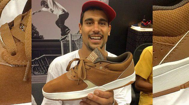 Pro-model do Tiago Lemos pela DC Shoes
