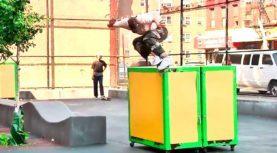 """Arrival"", novos skatistas amadores que chegaram na DC Shoes"