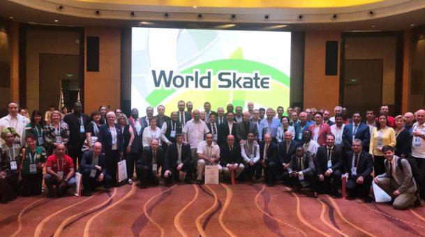 World Skate agora é a maior entidade do skate mundial