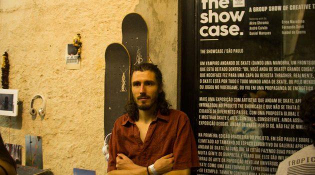 The Showcase – Mostruário de arte da adidas em São Paulo