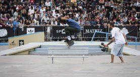 Matriz Skate Pro 2017