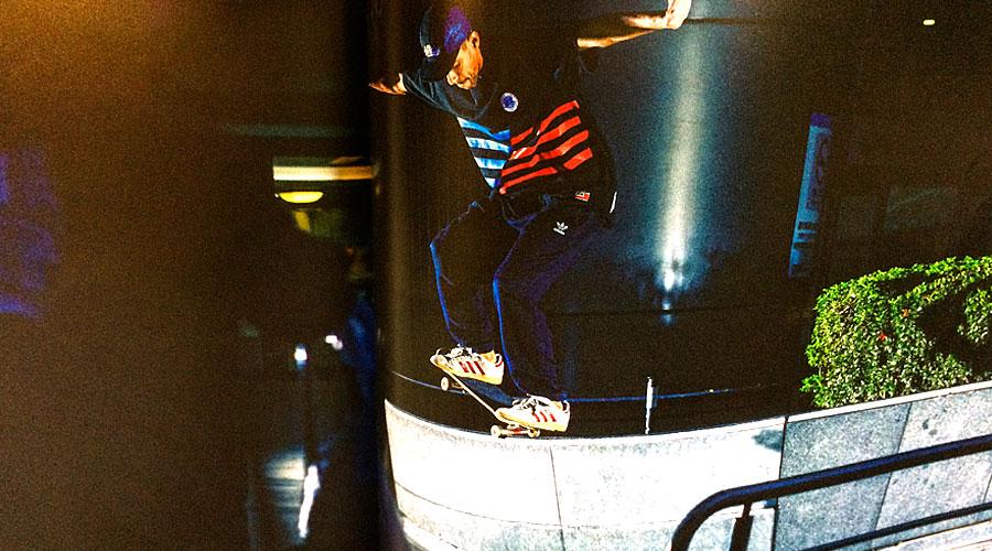 Rodrigo TX para revista Tribo Skate - Skate Blog do Sidney Arakaki 448b8916543