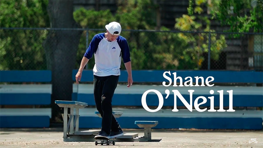Shane O Neill lança pro-model e novo vídeo pela Nike SB - Skate Blog do  Sidney Arakaki ca89a9baa0a