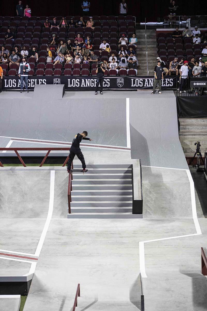 Street League Los Angeles 2018 - Skate Blog do Sidney Arakaki